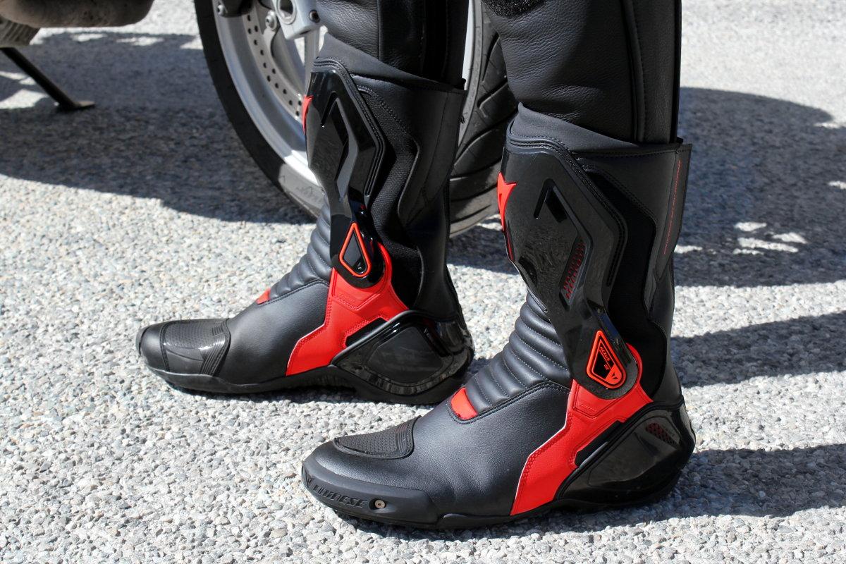botas moto look sportif