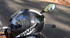 casco Shark Spartan Carbono 2