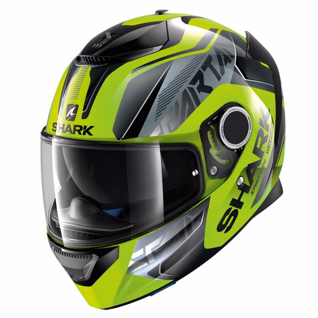 casco-moto-shark-spartan-alta-visibilidad