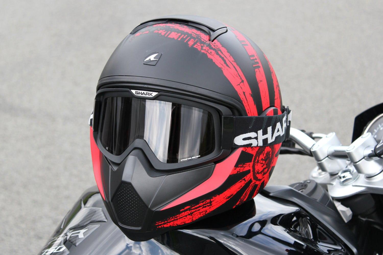 Casco moto Shark Vancore