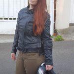 Prueba de la Chaqueta de Moto para Mujer DXR Diana