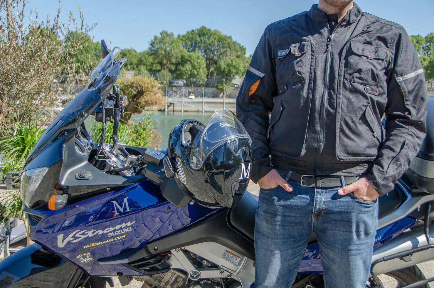 chaqueta moto DXR D Jacket