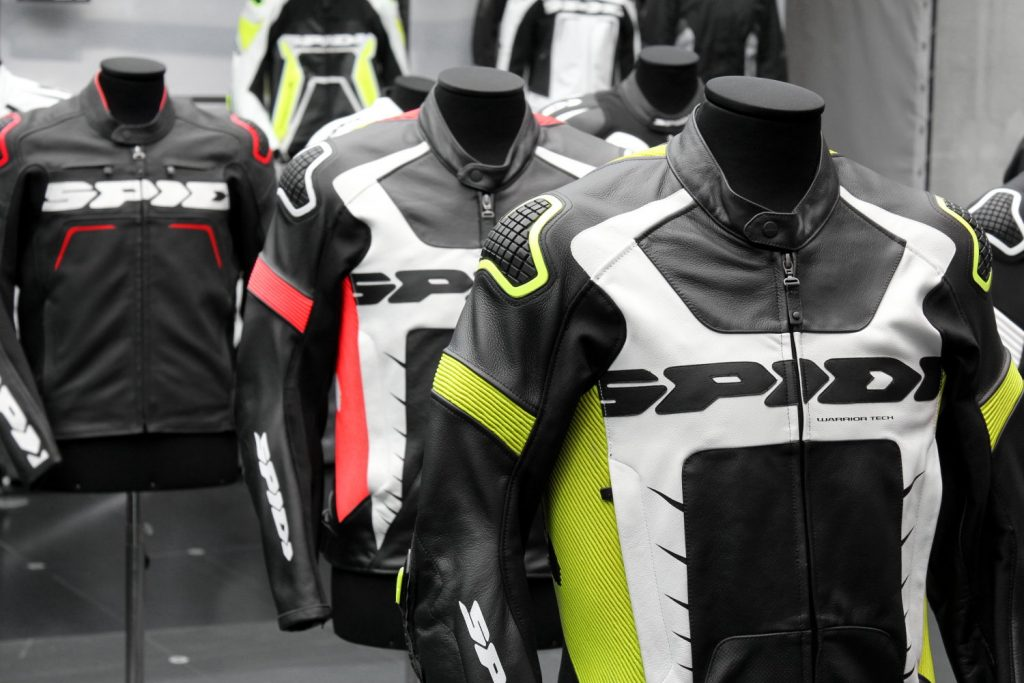 Chaqueta racing showroom Spidi