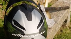decoracion Casco AGV AX8 dual EVO