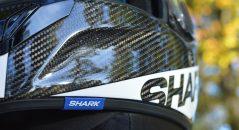 detalles casco Shark Spartan Carbono