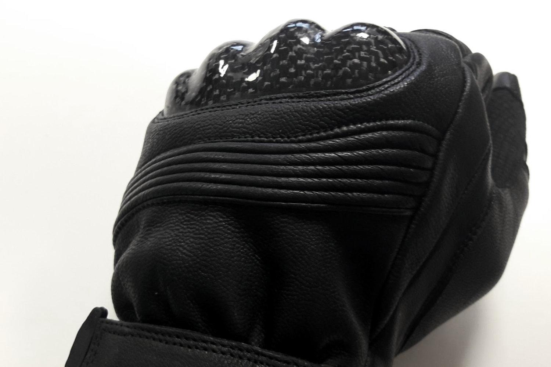 Fuelle comodidad guantes moto