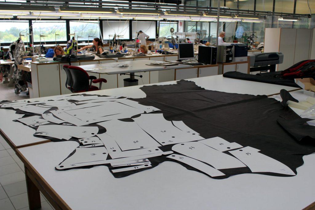 Patron prototipos Dainese