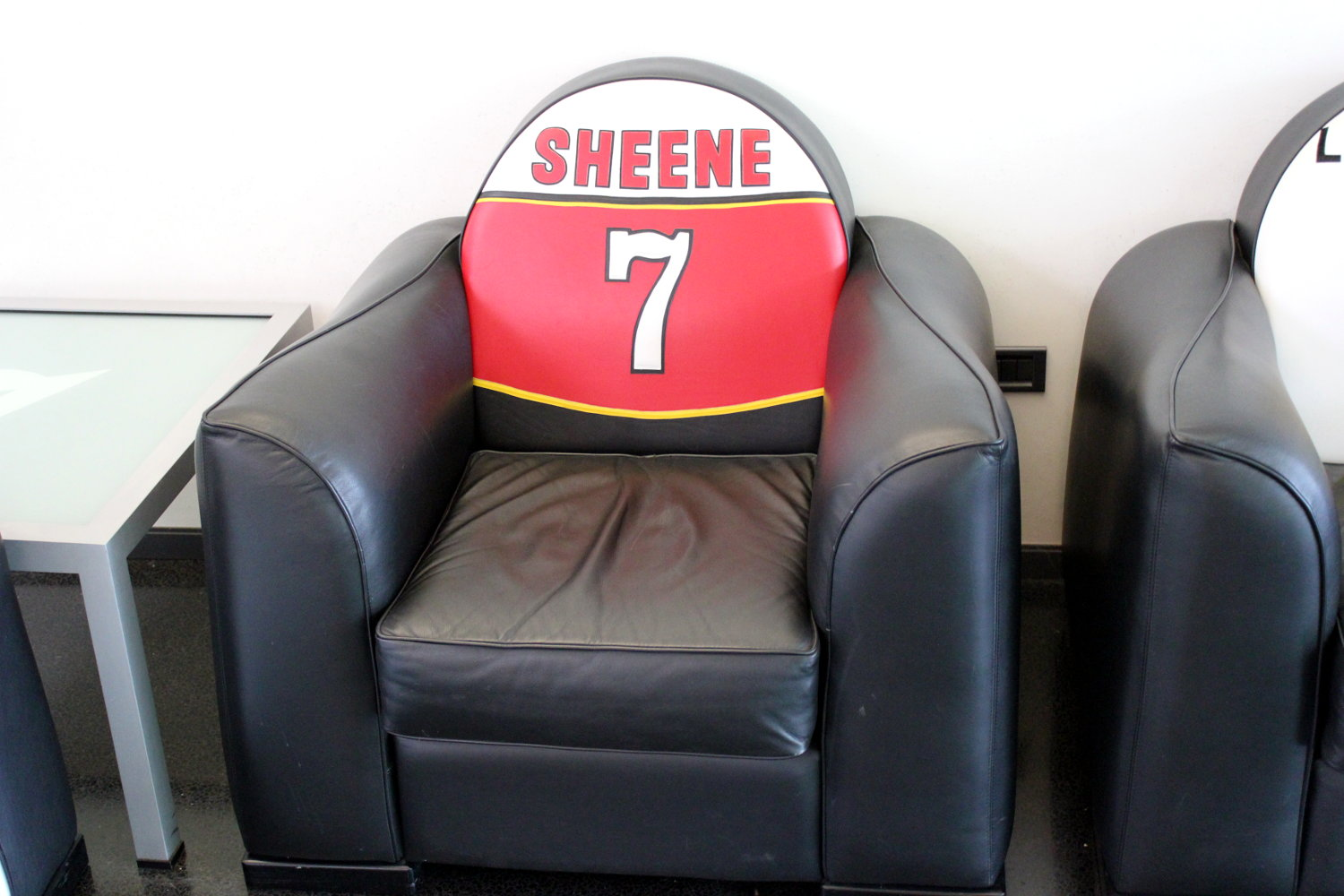 Sillon dainese barry sheene