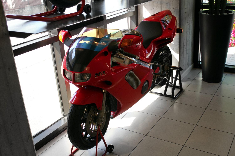 Honda NR 750 Spidi