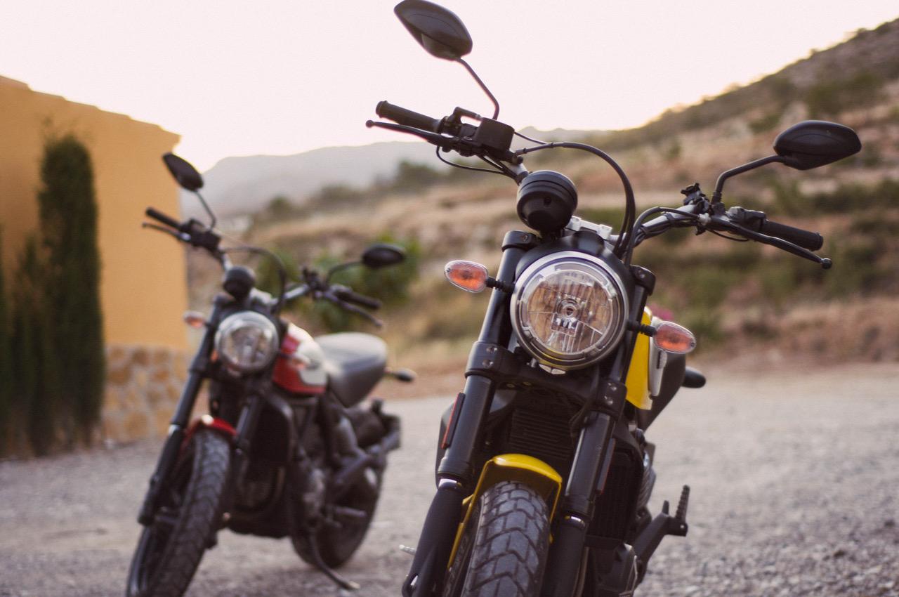 Moto Barcelona Murcia
