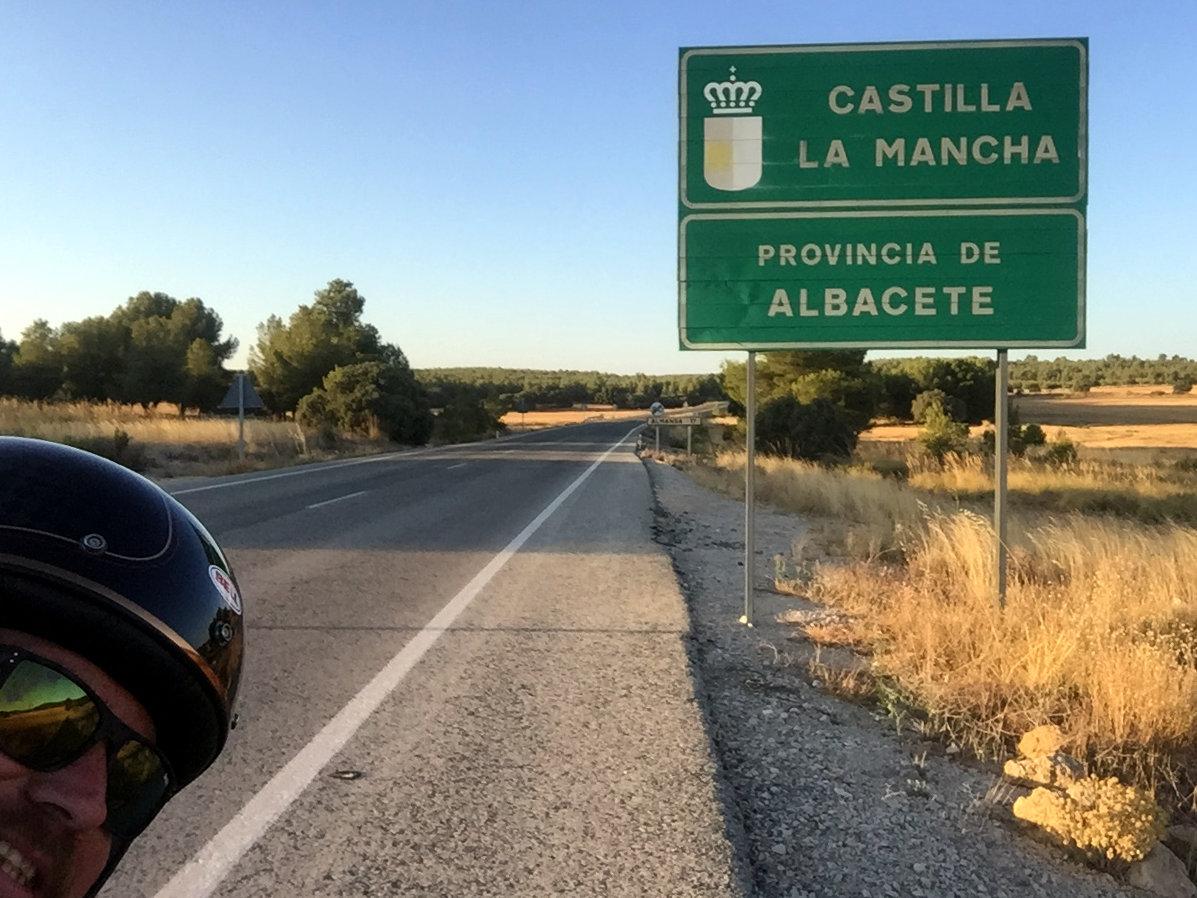 España Benissa Fuentealbilla calor