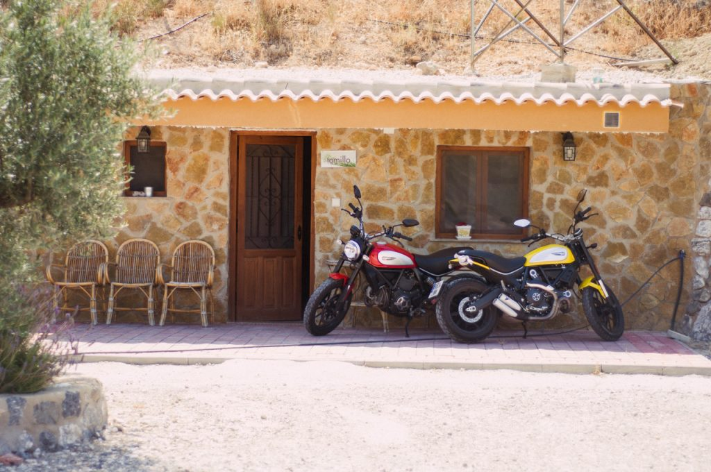 Paisaje Barcelona Murcia