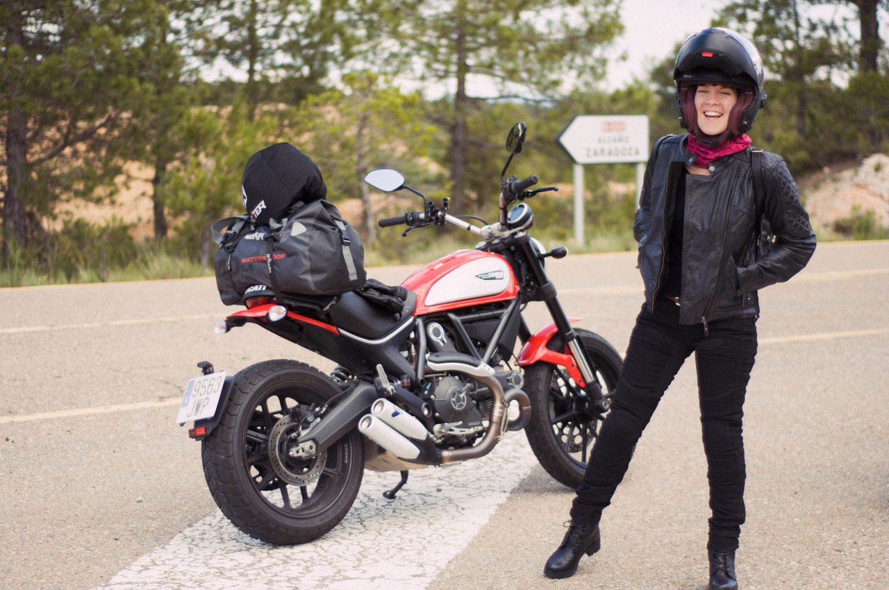 Ruta moto Barcelona Murcia