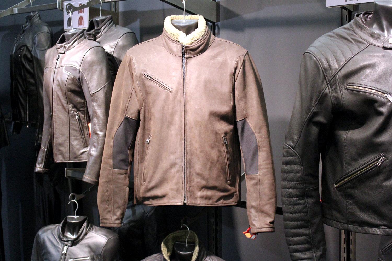 variedad cuero chaqueta moto spidi