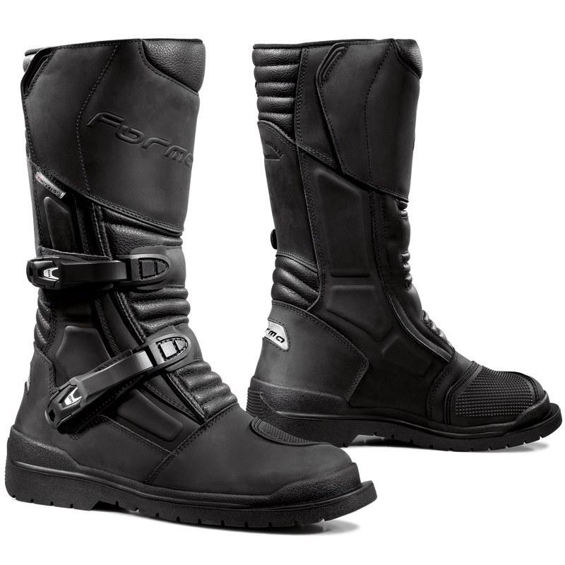Las botas de aventura pueden jugar en todas las superficies