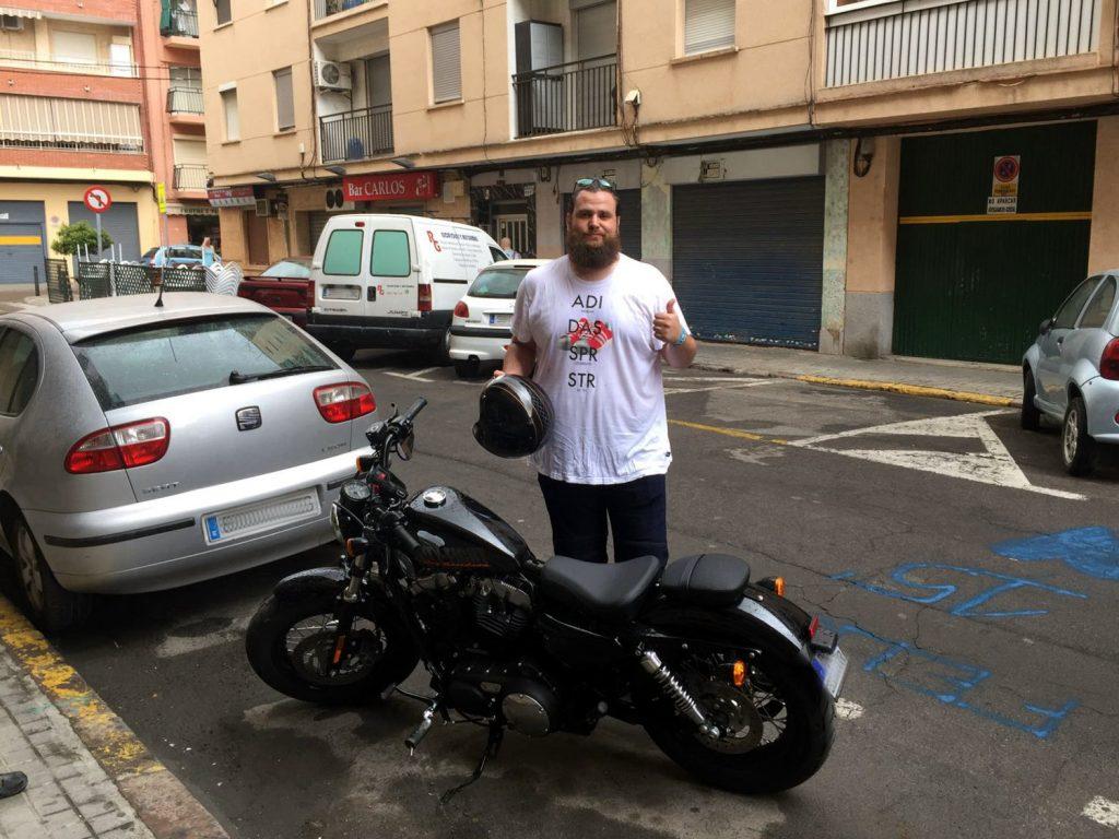 ¿Quién dijo que nunca llovía en Valencia?