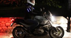 Bering Luminous vista noche