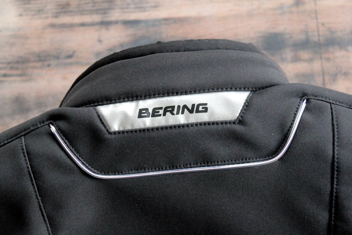 Detalle hilo fluorecente Bering Luminous