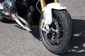 Dunlop Roadsmart III antes de la prueba
