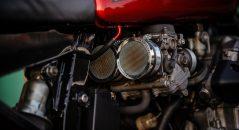 Honda Hornet V2, cornets