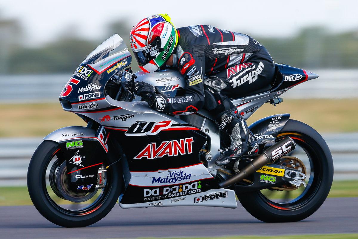 Johann Zarco, la inspiración IPONE que vuelve a brillar el año pasado en Moto2