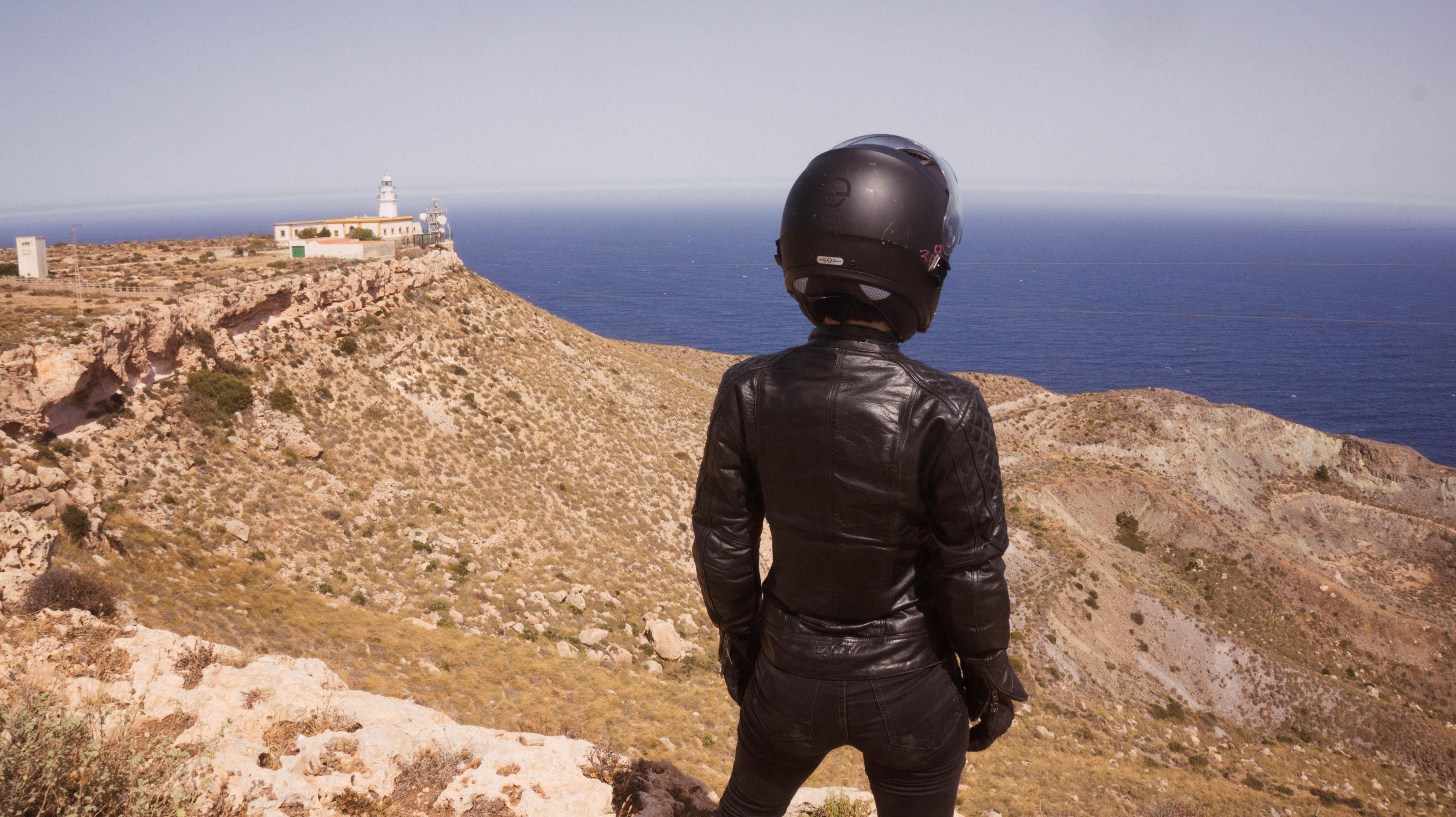 paisajes ruta moto andalucia