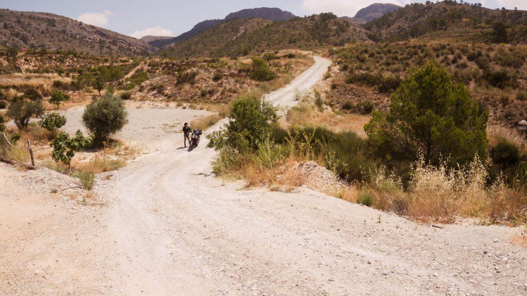 ruta moto andalucia