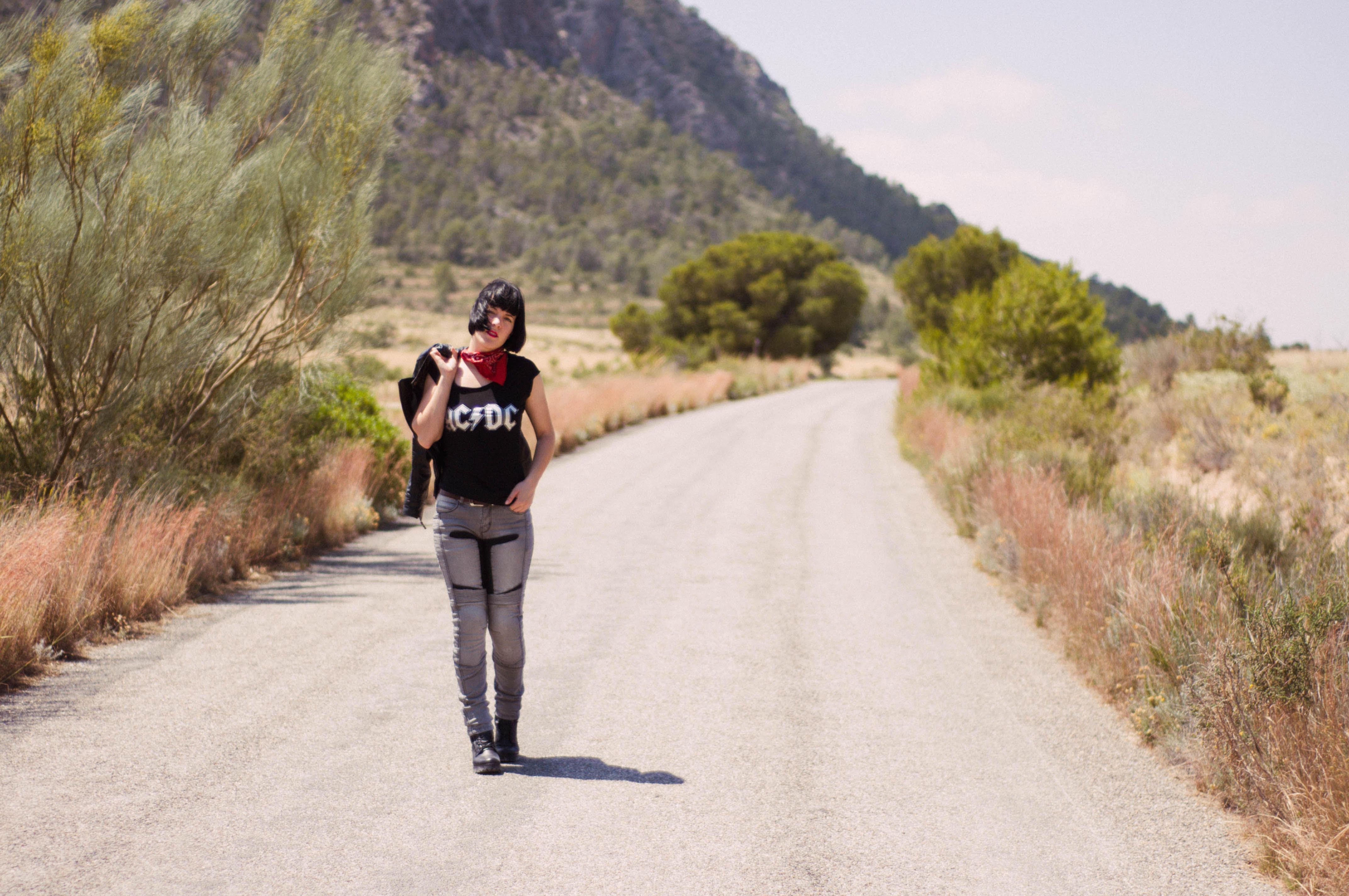 ruta moto andalucia DXR Diva Denim