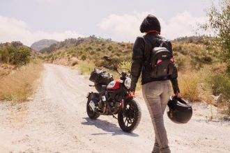 ruta moto andalucia jeans DXR