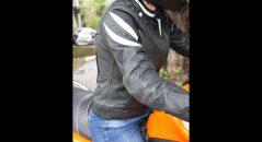 Chaqueta de motorista Roadster Mujeres diva Racer DXR