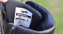 El DXR HINCKLEY están certificadas según la norma EN 13634: 2015