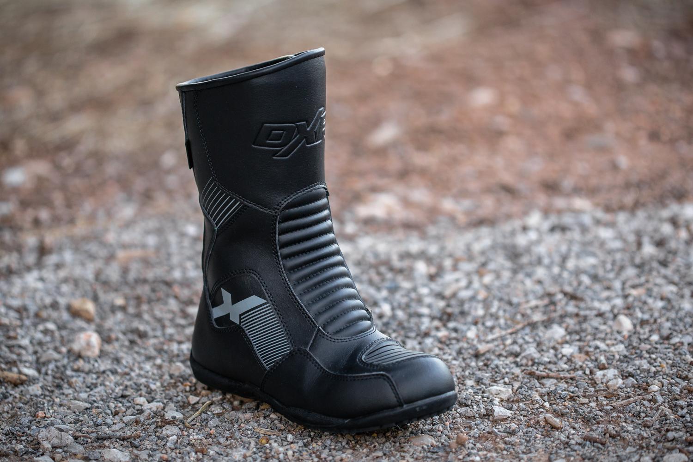 El DXR Sierra, un estilo clásico para las botas de carretera