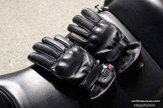 El Helstons pastinaca, guantes de invierno con estilo y cómodo