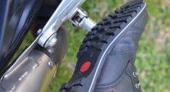 La suela de DXR Hinckley es digno de los mejores zapatos para caminar