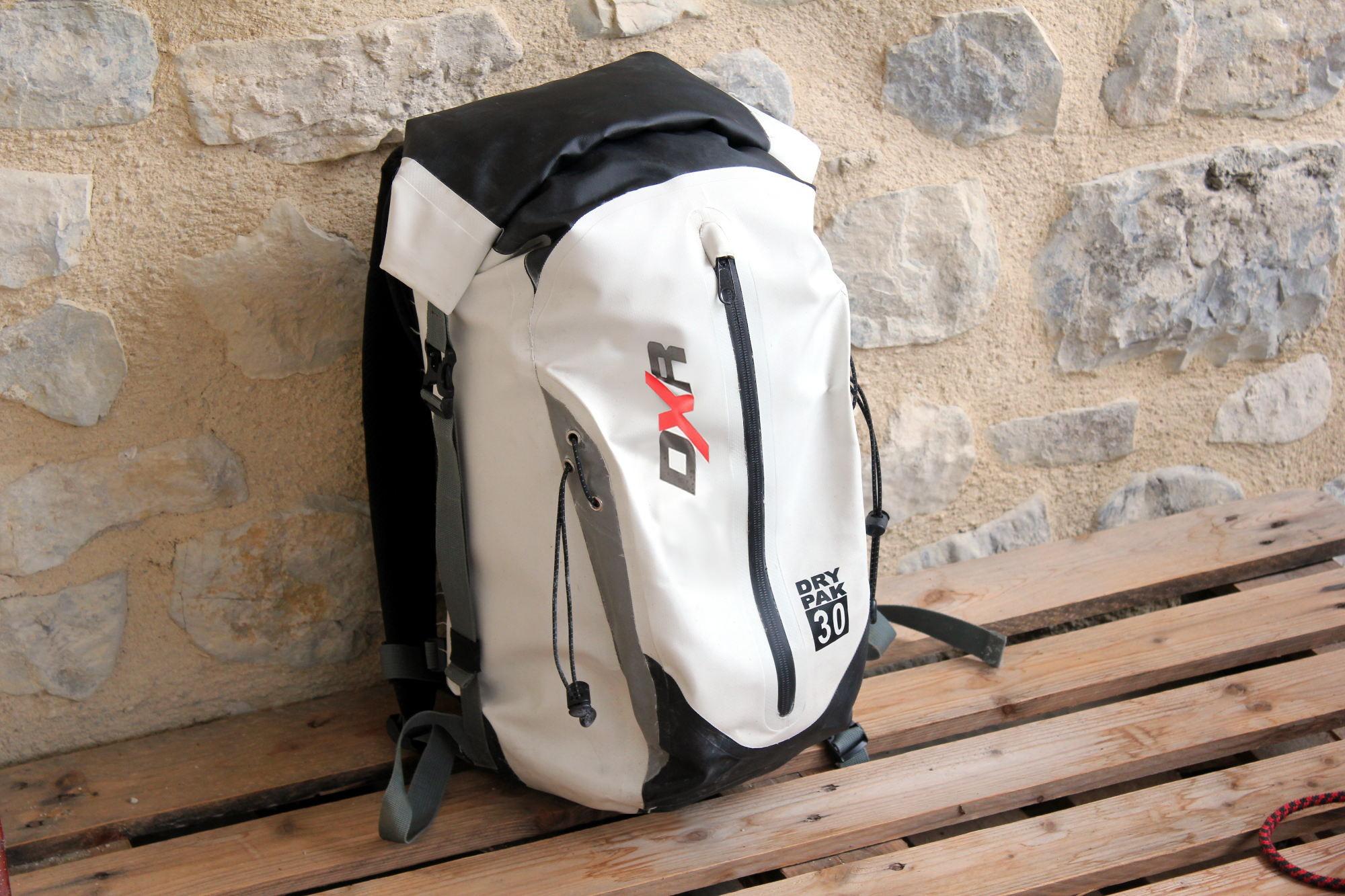 La mochila para moto DXR Over-Craft 30: ¡una apuesta segura!