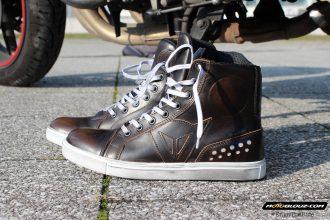 Los zapatos de calle Daineses Rocker son muy cómodas: Zapatillas reales