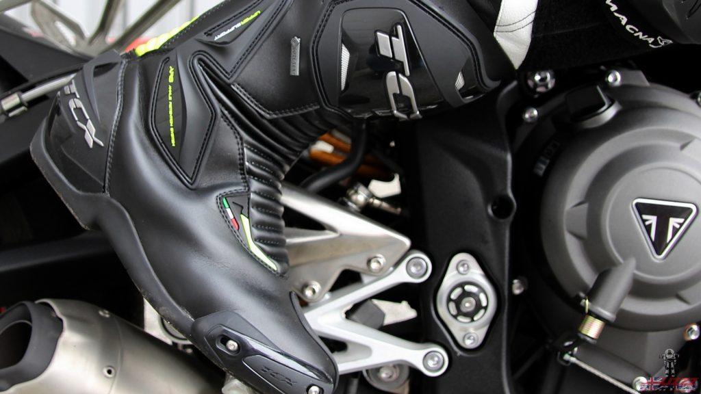 El TCX SPMaster Gore-Tex es un aspecto deportivo y la comodidad …!