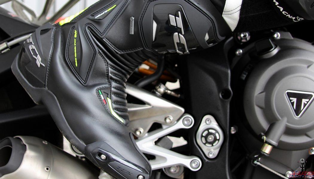 El TCX SPMaster Gore-Tex es un aspecto deportivo y la comodidad ...!