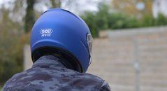 El casco Shoei RYD es ligero: ¡1350 gramos con todo su equipamiento!