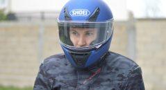 El casco Shoei RYD: un concentrado de sencillez y funcionalidad