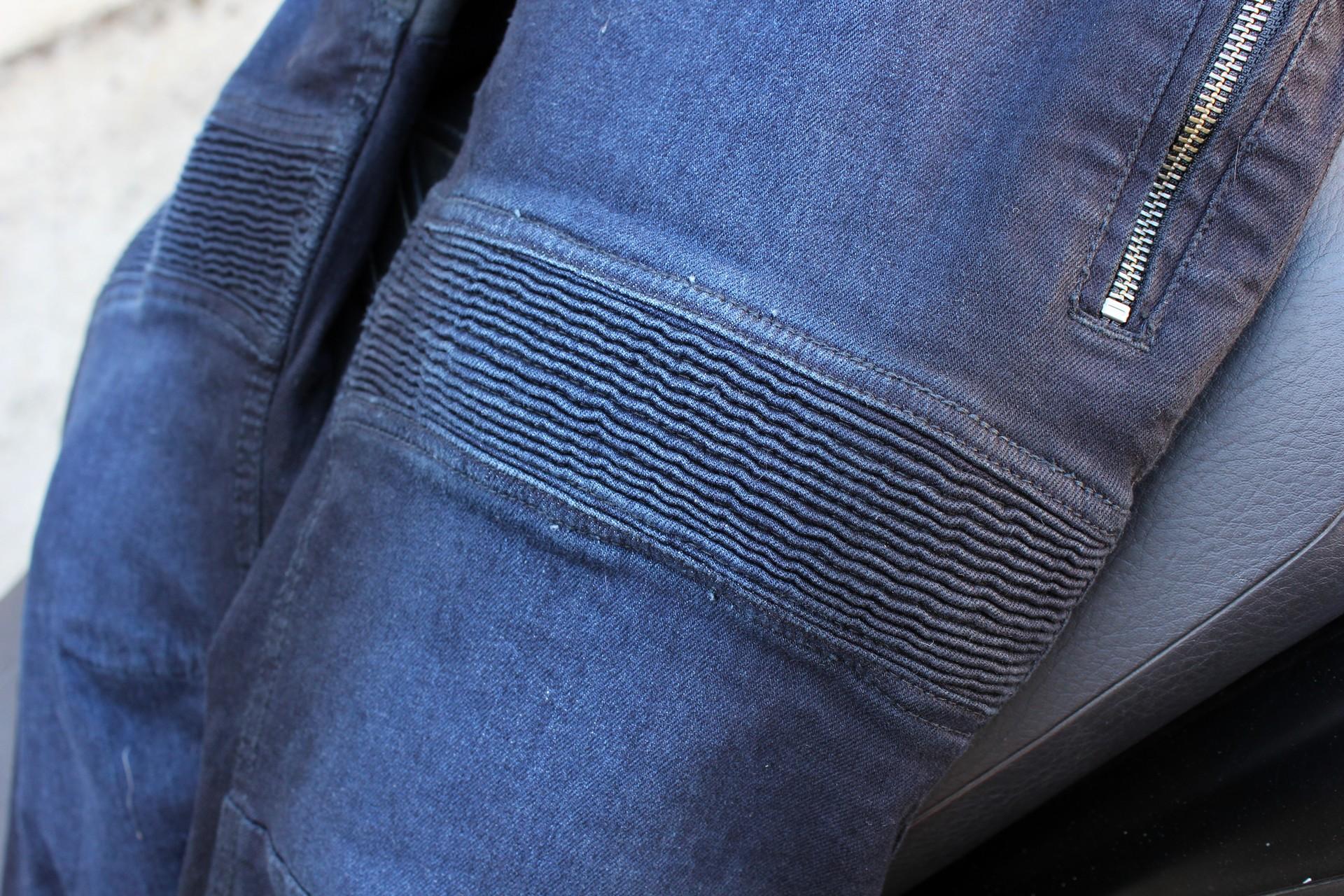 Elástico de movilidad encima de la rodilla - Pantalón vaquero DXR Boost
