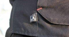 La chaqueta Ixon Crosstour HP está certificada como EPI