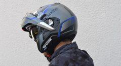 La transformación de este casco es mejorable