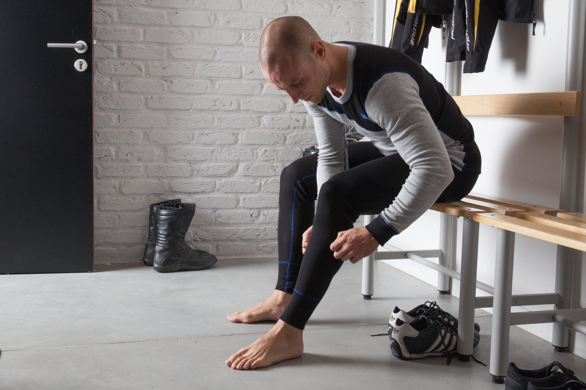 Las prendas DXR Vaillant aumentarán vuestra capacidad para afrontar el frío