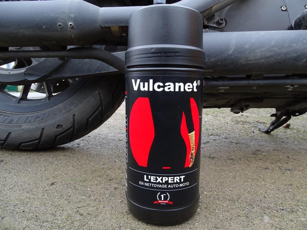 Las toallitas Vulcanet en su imponente envase