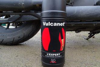 El Vulcanet toallitas en su bastante impresionante paquete