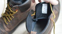 ¿Cómo son los zapatos Falco Patrol por dentro?