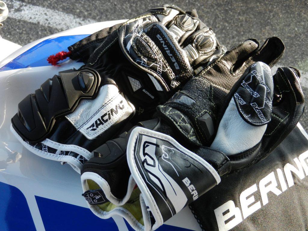 Snip-R guantes de Bering Anverso