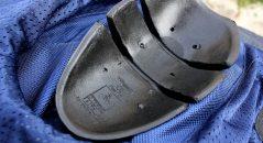 Protecciones CE desmontables de los hombros, con certificación de nivel 1