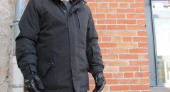 Una chaqueta de lo más sobria, pero con una eficacia apabullante